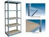LIGHT DUTY RIVET RACK - EXTRA SHELVES